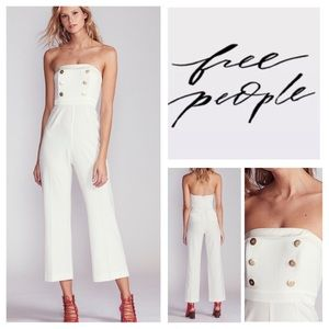 🆕Free People X Fame and Partners Jumpsuit.  NWOT.